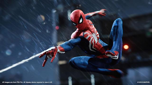 Sony and Insomniac's 'Spider-Man' could be the best super hero game you've ever played.