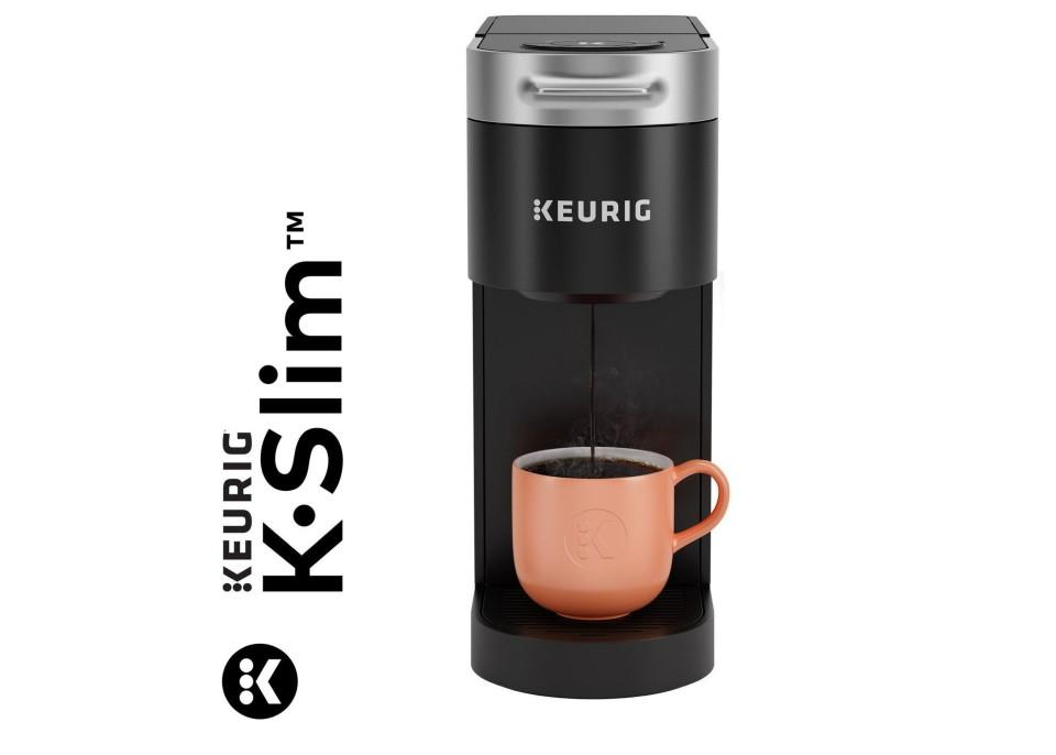 Keurig® K-Slim® Single Serve Coffee Maker. (Image via Walmart.ca)