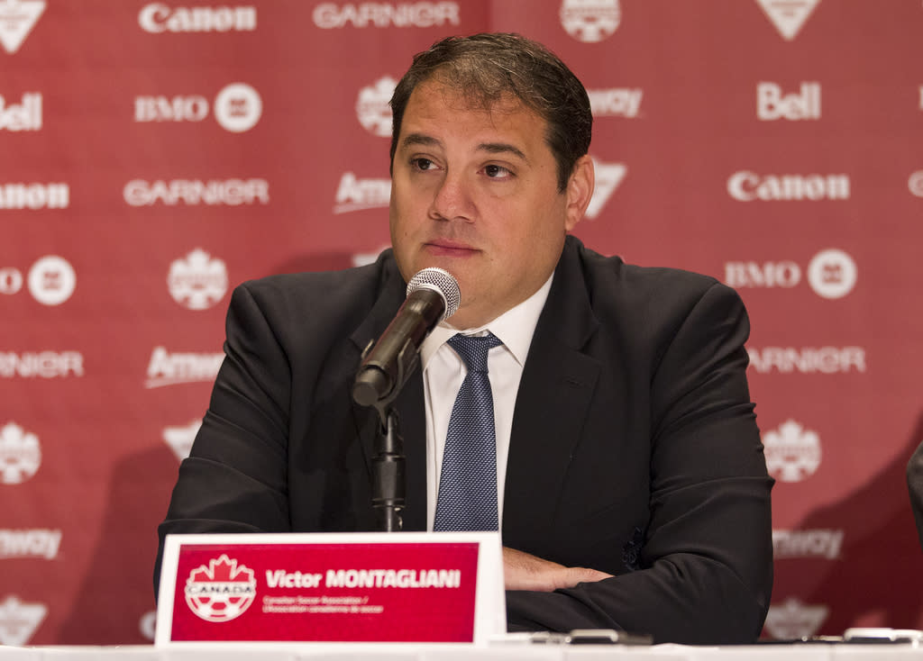 Seeking to be elected the first Canadian as CONCACAF president, Victor Montagliani's agenda includes changes to Gold Cup and Champions League competitions.