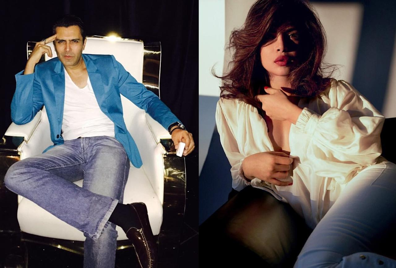 <p>Priyanka was dating famous model Aseem merchant before she made it big in the glazy world of Bollywood. What they had was quite a stormy affair, or so says Priyanka's ex-manager, Prakash Jaju. After her successful Bollywood debut with Andaaz, she, allegedly, dumbed her model boyfriend. </p>