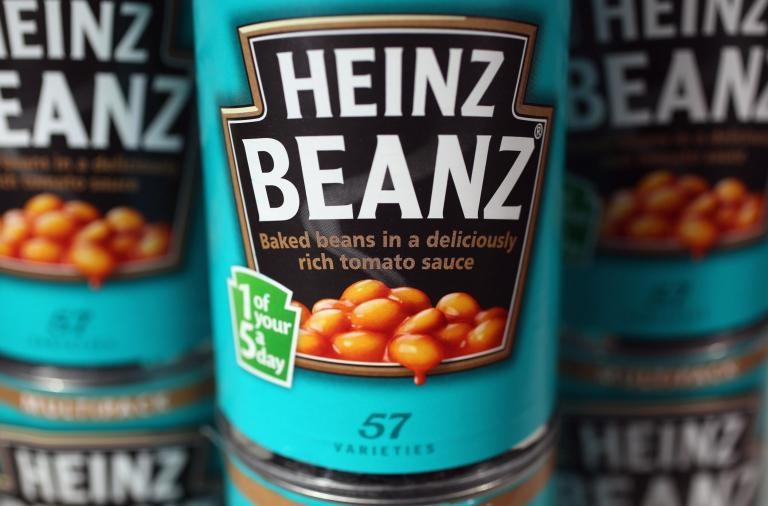 Deliveroo brings back Nineties favourite Heinz Beanz pizza