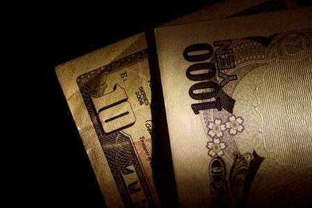 Yen firms after North Korea says considering plan to strike Guam