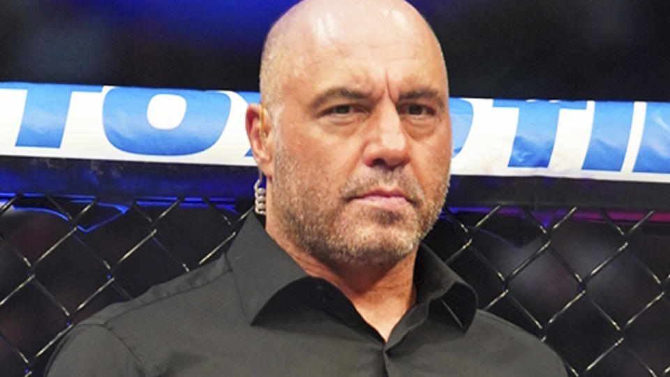 Joe Rogan has labelled the Olympics 'corrupt' in a rant on his podcast.