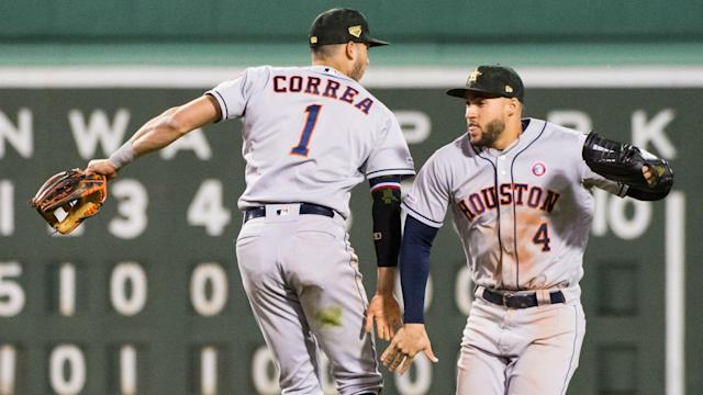 The Houston Astros beat the Boston Red Sox to achieve a rare feat in MLB.