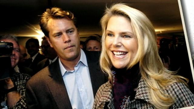 Christie Brinkley's ex-husband claims her accusations are a publicity stunt.