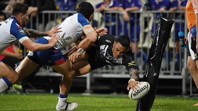Great Britain Lions slumped to a third defeat in as many matches on their Southern Hemisphere tour as New Zealand eased to a 15-point win.