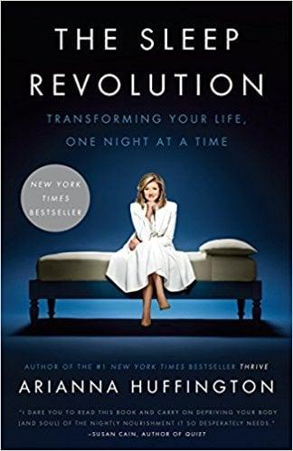 <p>Arianna Huffington is on a sleep crusade. Determined to educate people on the importance of a great night's sleep, her book <span><strong>The Sleep Revolution: Transforming Your Life, One Night at a Time</strong></span> ($13, originally $16) is a great resource if you just can't seem to close your eyes.</p>