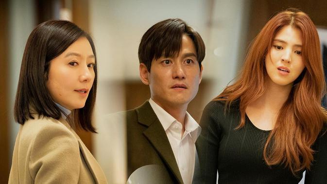Postes The World of The Married. Sumber foto: Instagram/JTBC Drama.