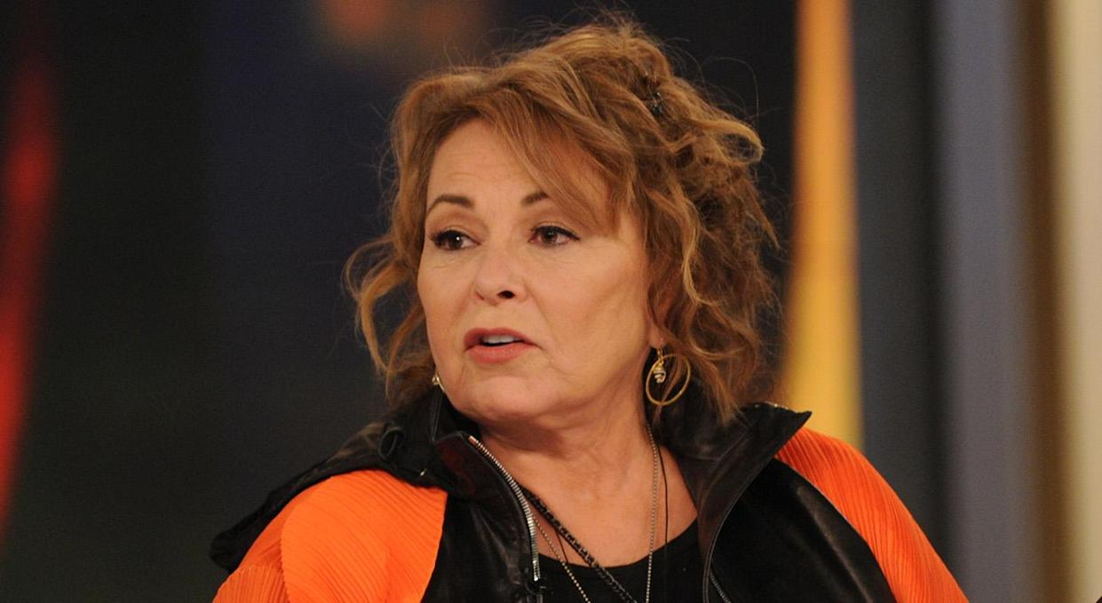 Roseanne Barr (Credit: Getty Images)