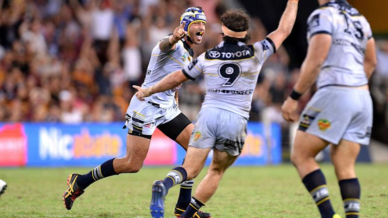 Landmark man Thurston settles yet another Cowboys - Broncos golden-point thriller