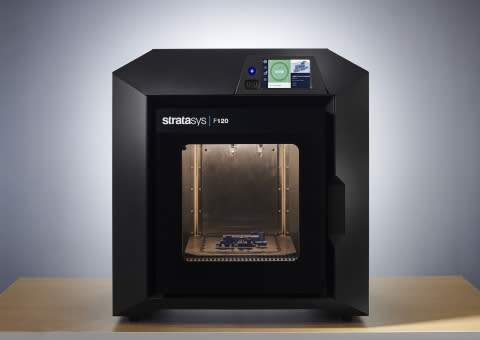 Stratasys Set to Transform Industrial-Grade 3D Printing With Newest Addition to the F123 Series