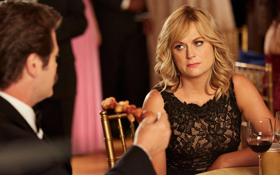 Comedy gold: Poehler in Parks and Recreation - NBC