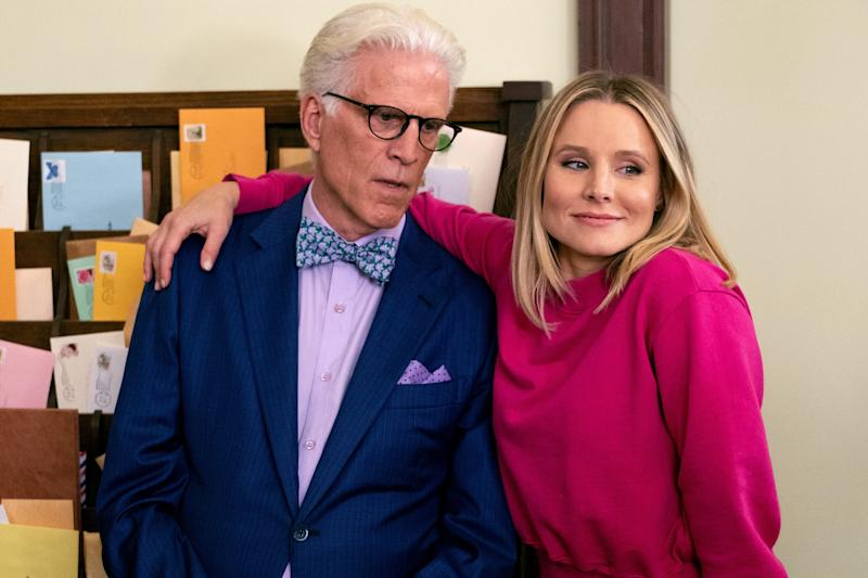 Image: The Good Place - Season 3 (NBC)