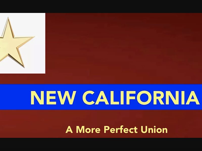 An image of the proposed state's flag: newcaliforniastate.com