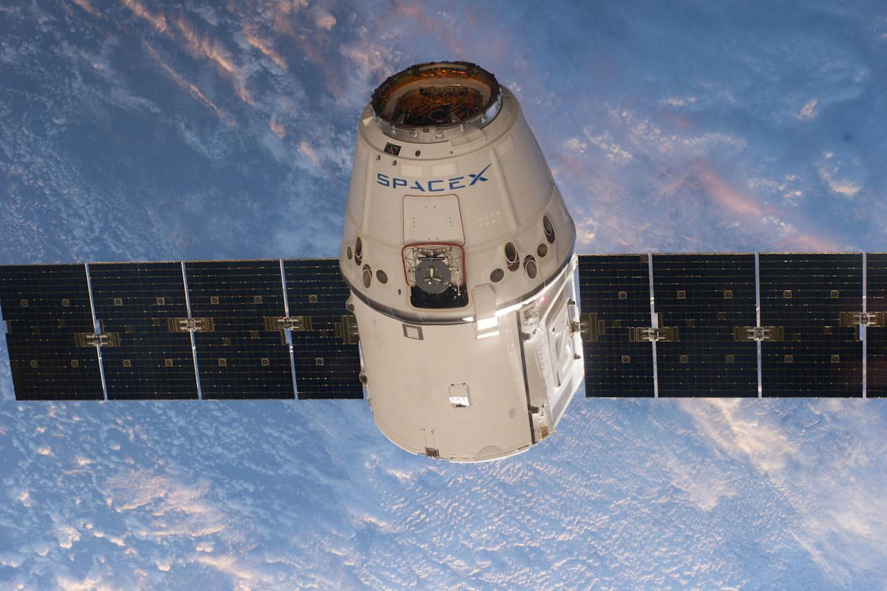 Next week, the Dragon Spacecraft from Elon Musk's high-flying company SpaceX will be carrying some very precious cargo. It's a Hewlett Packard Enterprise supercomputer called theSpaceborne Computer.