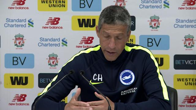 Chris Hughton on why the three promoted side's - Brighton, Newcastle and Huddersfield - managed to retain their top flight status