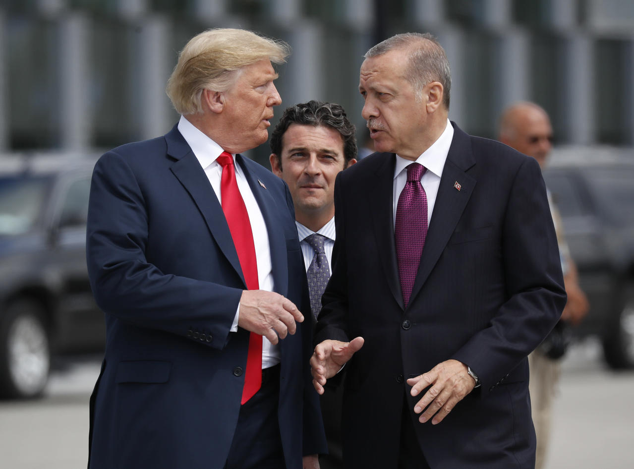 Photo of Trump's Syria-Kurds transfer will get outcomes — fast and unfavorable