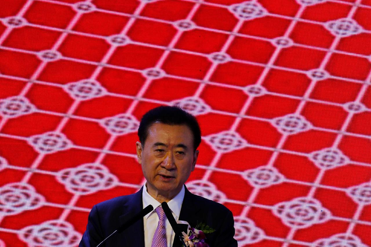 <p>No. 18: Wang Jianlin<br /> Net worth: $31.3 billion<br /> Source of wealth: Real estate<br /> (Reuters) </p>