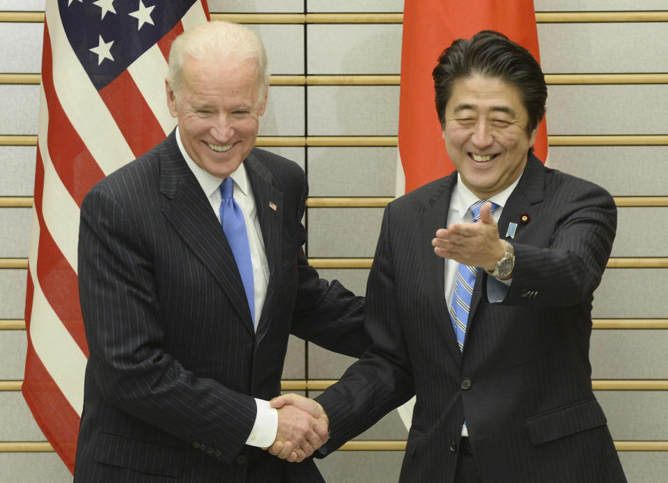 Biden: China air zone raises risk of accidents