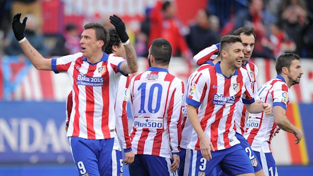 Mandzukic Real Madrid Atletico La Liga 2015