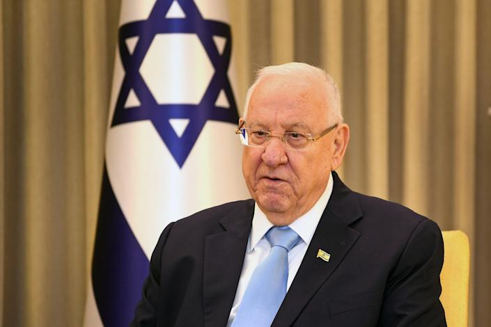 <p>President Reuvin Rivlin has appealed to Prince Charles </p> (PA)