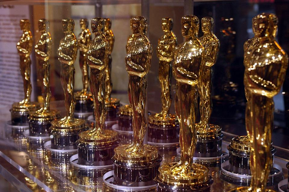 The Academy Awards show has aired exclusively in Hong Kong on TVB's English-language Pearl channel since 1969. Photo: Tribune News Service
