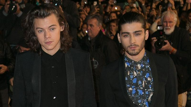 Harry Styles Says He 'Didn't Realize' Zayn Malik 'Wasn't Enjoying' Being in One Direction