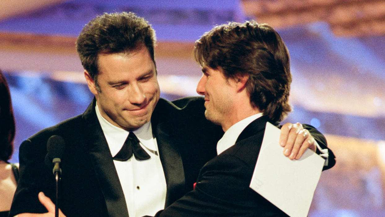 John Travolta and Tom Cruise are the most prominent celebrity members of the Church of Scientology. (Margaret Norton/NBCU Photo Bank/NBCUniversal via Getty Images)