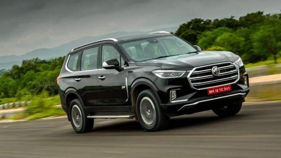 MG Gloster SUV becomes more expensive in India: Details here