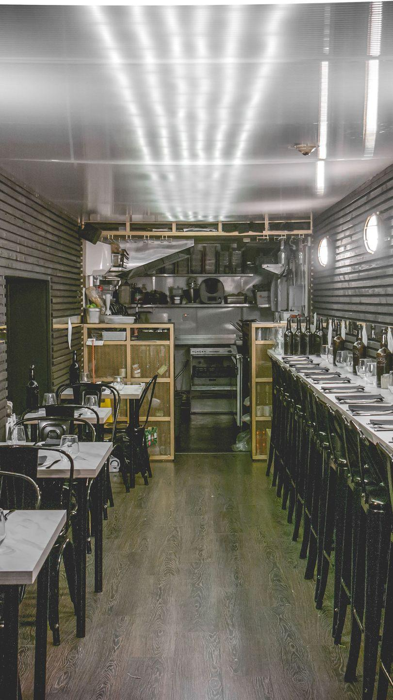 """<p>Inside a shipping container of South London's trendy Pop Brixton, Smoke & Salt is all about modern small plates created using British ingredients and the ancient techniques of smoking, curing and preserving.</p><p>49 Brixton Station Road, SW9 8PQ</p><p><strong><a class=""""link rapid-noclick-resp"""" href=""""https://www.smokeandsalt.com/"""" rel=""""nofollow noopener"""" target=""""_blank"""" data-ylk=""""slk:FIND OUT MORE"""">FIND OUT MORE</a></strong><br></p>"""