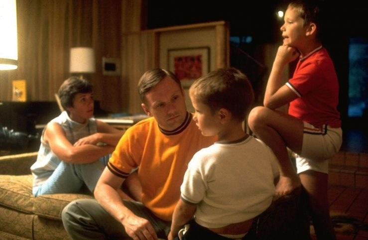 Not originally published in LIFE. Neil Armstrong and family, 1969. (Ralph Morse—Time & Life Pictures/Getty Images)   Click here to see the full collection at LIFE.com