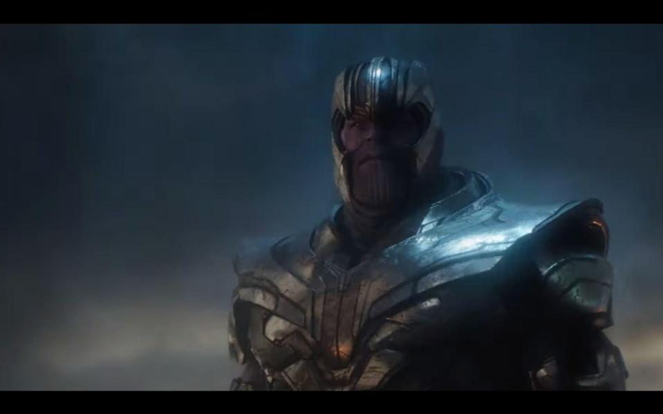 <em>Avengers: Endgame</em> features a rematch between Thanos and the Avengers. (Photo: Marvel Studios)