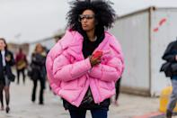 <p>Supersize puffers lend a sporty, streetwear spin to any outfit, but the best part is just how warm these jackets are. With statement-making silhouettes, hues, and prints, these puffers are far from basic. </p>