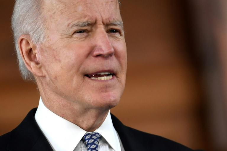 US President Joe Biden has been looking to marshal a united front against Beijing