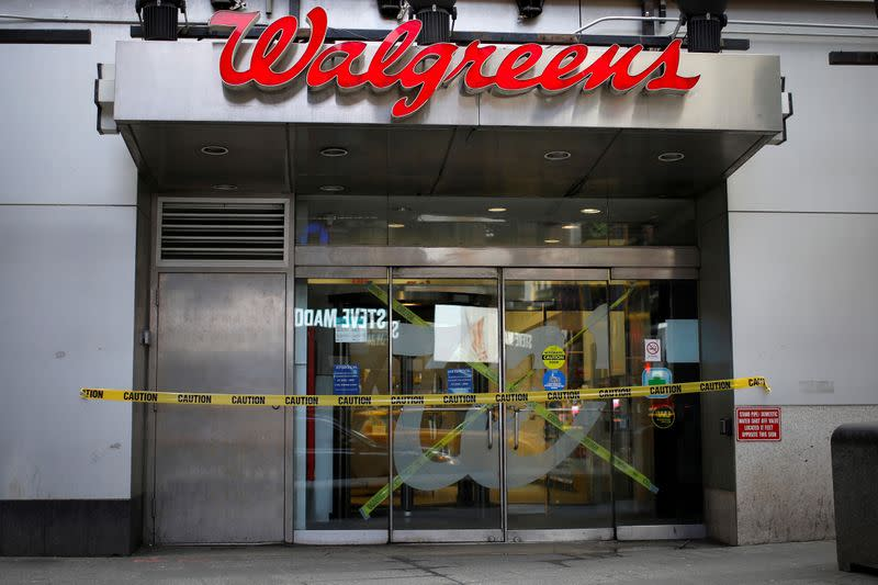 Walgreens partners with VillageMD to open primary care clinics at drug stores