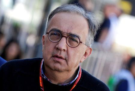 Fiat Chrysler claims 'no knowledge of the facts' of Marchionne's illness