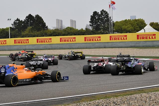 Chinese GP's April date set to be abandoned