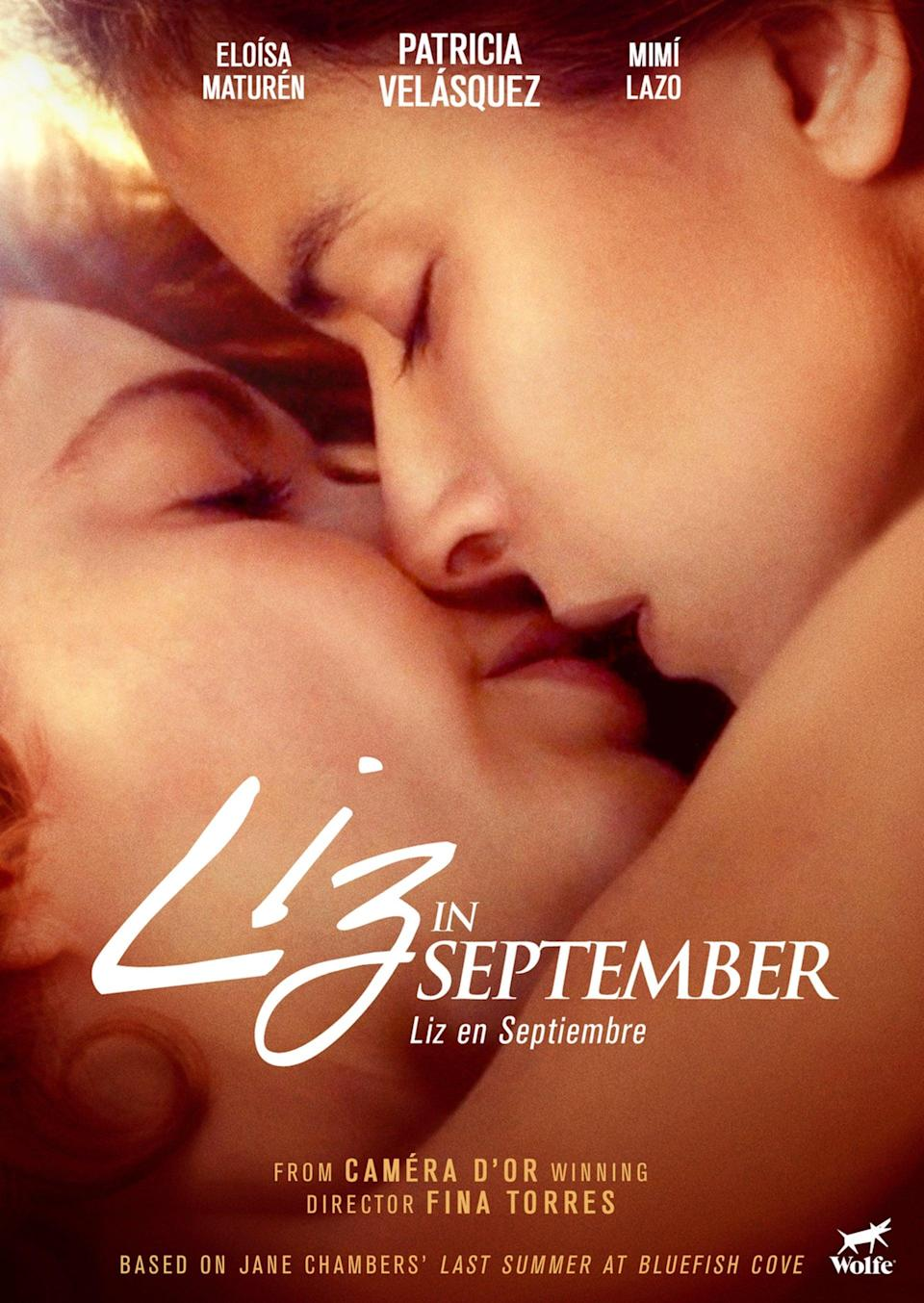 "<p>In this sexy drama, a young woman forms a strong bond with a woman she meets on a trip. Liz and Eva dive into an alluring romance, and along the way face struggles, secrets, and steamy moments.</p> <p><a href=""https://www.hulu.com/movie/liz-in-september-59a73887-ccd4-4726-ac31-287dece37889"" class=""link rapid-noclick-resp"" rel=""nofollow noopener"" target=""_blank"" data-ylk=""slk:Watch Liz in September on Hulu now."">Watch <strong>Liz in September</strong> on Hulu now.</a></p>"