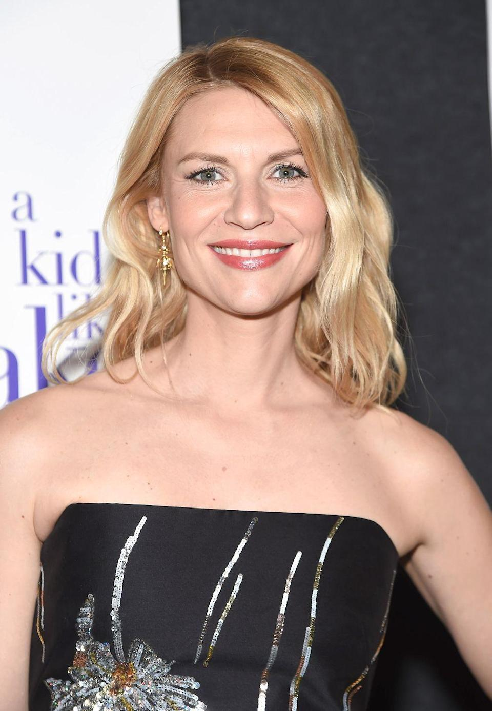 <p>With so many platinum blondes trying to keep their hair cool-toned, it's refreshing to see a yellowy blonde that looks so fabulous. The key to <strong>Claire Danes</strong>' shade: It's buttery, not brassy. </p>