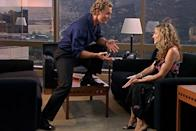 "<p>Matthew McConaughey's role in the season 3 episode ""Escape From New York"" was originally written for Alec Baldwin. After Baldwin turned it down, it was then offered to George Clooney. After Clooney turned it down, it was then offered to Warren Beatty, who also rejected it. Only then was it offered to Matthew McConaughey.</p>"