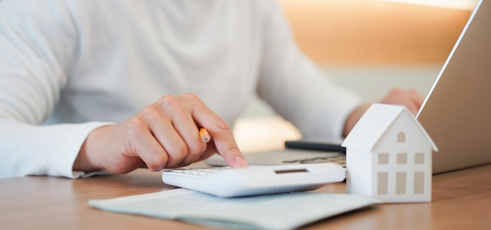 The rate gap calculates the difference between the average two- and five-year fixed rates, which can be used to gauge the level of competition in the mortgage market. Photo: Getty Images