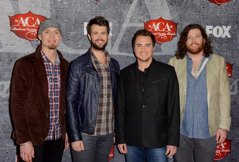 Eli Young Band 3rd Annual American Country Awards Las Vegas, NV