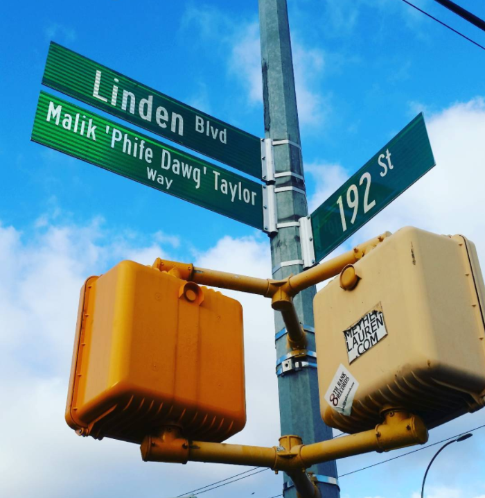 A Street in Queens, NY Has Officially Been Named After Phife Dawg