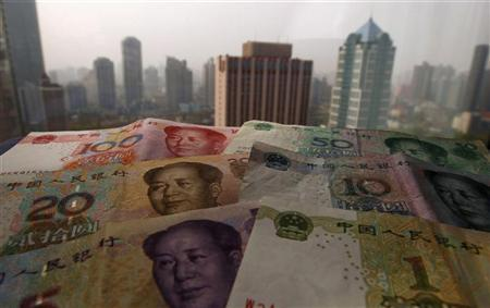 To match Analysis CHINA-ECONOMY/CURRENCY