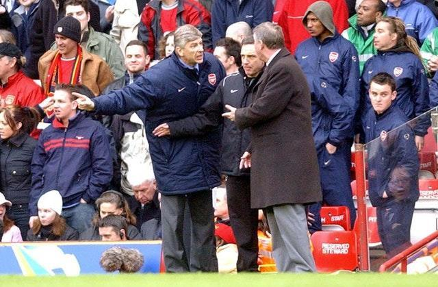 Pep Guardiola said the problem was around when Arsene Wenger and Sir Alex Ferguson were managing
