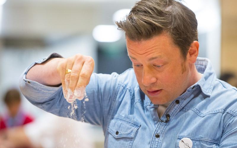 Celebrity chief and embattled restaurateur Jamie Oliver - PA Archive