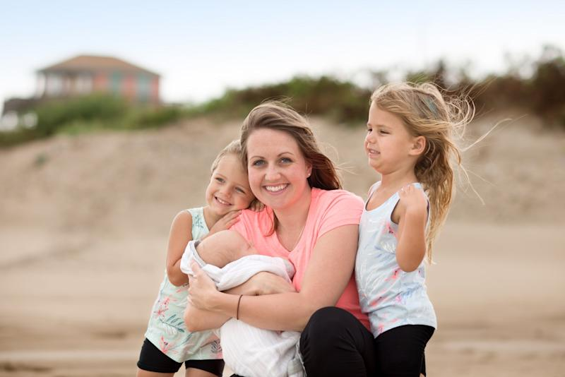 How 1 Mom Suddenly Knew She Was Done Having Kids
