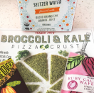 <p>People FLIP over TJ's cauliflower crust, and this new broccoli and kale variety is no different.</p>