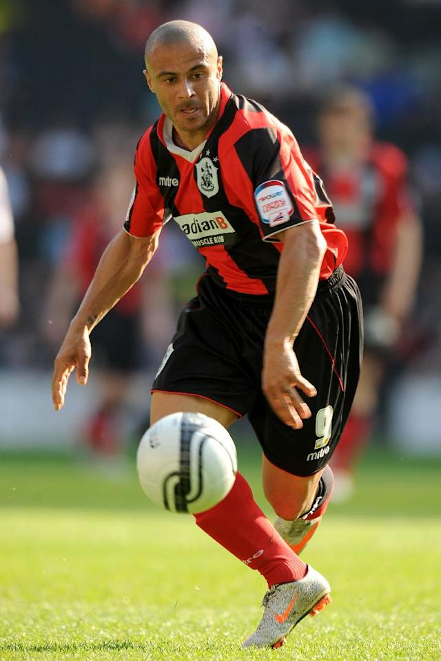 Danny Cadamarteri has signed for Carlisle following a spell with Huddersfield