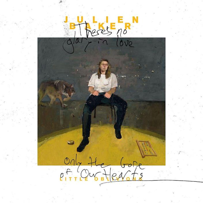 <p>Julien Baker writes lyrics that make you want to get a tattoo. Her latest album is louder and bolder than her prior records, but it's no less sincere, vulnerable, or brave in its approach. This track, like all the best Julien Baker tunes, is a gut-punch.</p>